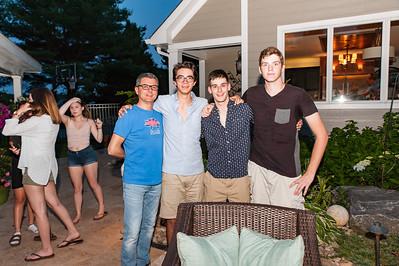 6/11/2016 - Sandy Spring Friends School Graduation Party