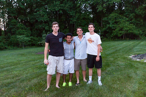 6/11/2016 - Sandy Spring Friends School Graduation Party