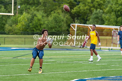 August 16, 2016 - Good Counsel Football