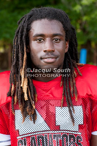 August 17, 2016 -Douglas Washington, (cornerback, slot/wide receiver), Northwood High School
