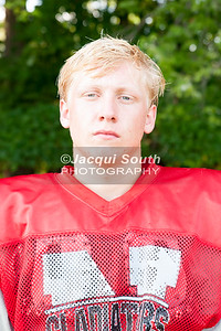 August 17, 2016 - Zach Bridwell (quarterback), Northwood High School