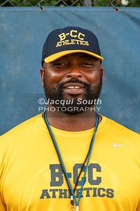 8/23/2016 - B-CC Head Coach Chris Pope