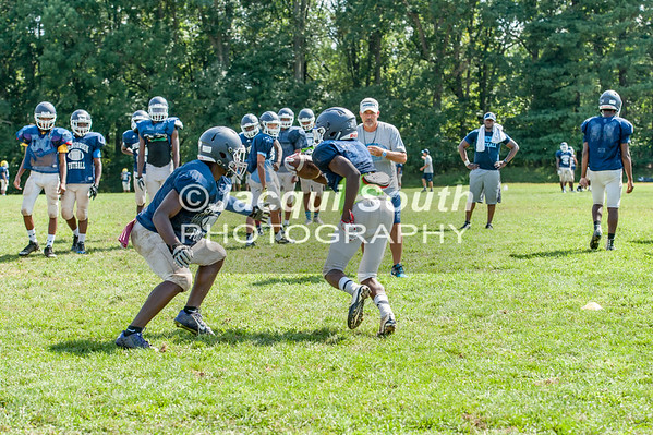 8/23/2016 - Springbrook Football