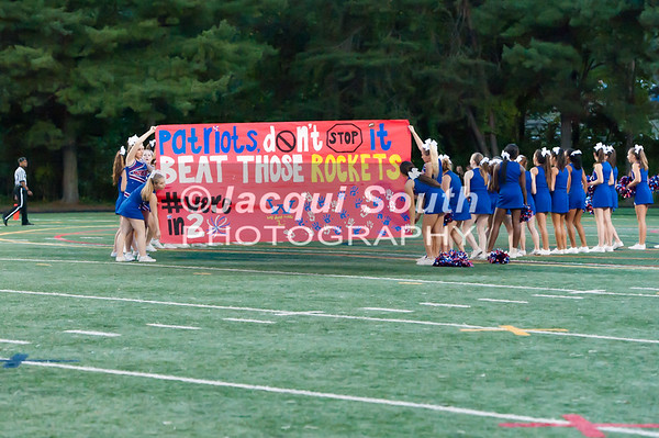 9/23/2016 - Richard Montgomery v Wootton Football, ©2016 Jacqui South Photography