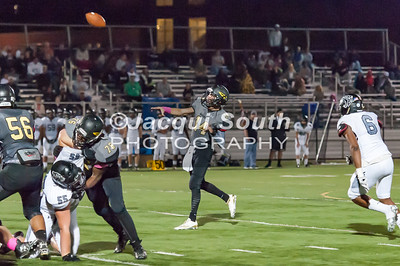 10/7/2016 - Northwest v Richard Montgomery Football, ©2016 Jacqui South Photography