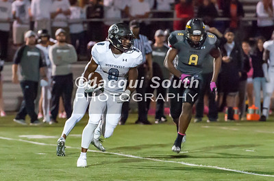 10/7/2016 - Northwest runningback Juwon Farri (8), ©2016 Jacqui South Photography
