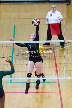 11/20/2016 - 3A Championship Volleyball, ©2016 Jacqui South Photography