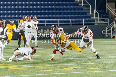 12/9/2016 - Maryland 4A Championship game between Quince Orchard and Wise, ©2016 Jacqui South Photography