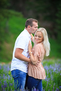 Alyssa and Nate Engagements