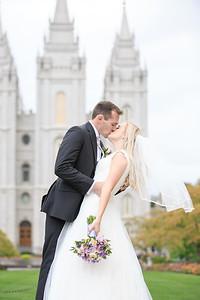 Nate and Alyssa Wedding Day