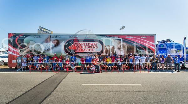 2018 Speedway Children's Charities Events!
