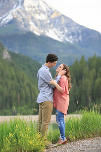 Riley and Taylour Engagement