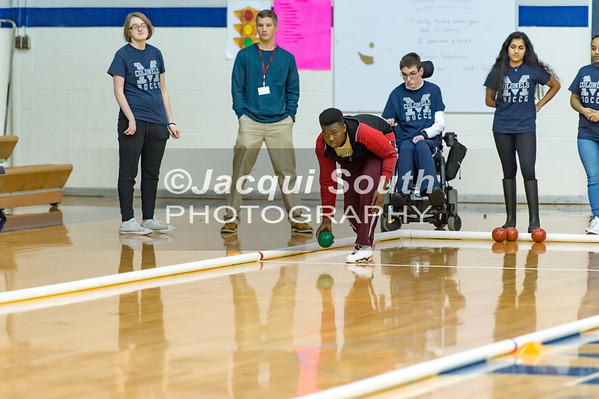 1/17/2017 - Paint Branch v Magruder Bocce, ©2017 Jacqui South Photography