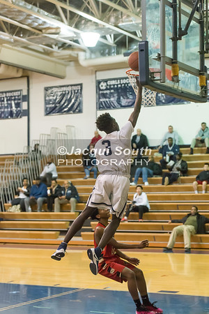 2/10/2017 - Wheaton v Magruder Boys Basketball, ©2017 Jacqui South Photography