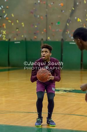 2/21/2017 - St Anselms v Sandy Spring Boys Basketball, ©2017 Jacqui South Photography