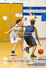 2/24/2017 - Blake v Magruder Girls Basketball, ©2017 Jacqui South Photography