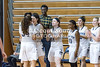 2/24/2017 - Magruder girls basketball celebrate defeating Blake in round 1 of the playoffs, ©2017 Jacqui South Photography