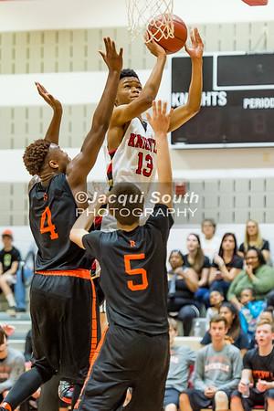 2/25/2017 - Rockville v Wheaton Boys Basketball, ©2017 Jacqui South Photography