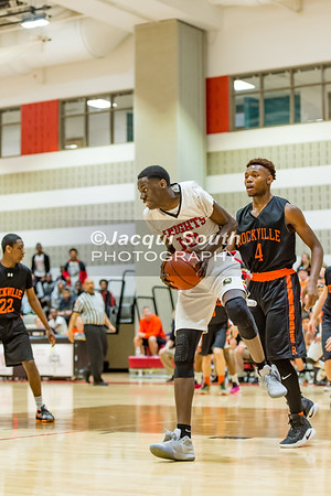 2/25/2017 - Rockville v Wheaton Boys Basketball, ©2017 Jacqui South Photography