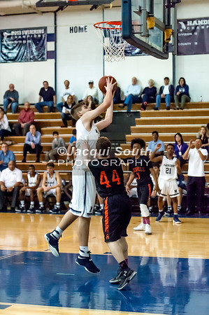2/28/2017 - Maryland 3A South Round 2 Playoffs - Rockville v Magruder , ©2017 Jacqui South Photography