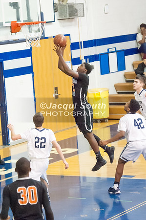 3/2/2017 - Maryland 3A South Round 3 Playoffs - Watkins Mill v Magruder , ©2017 Jacqui South Photography