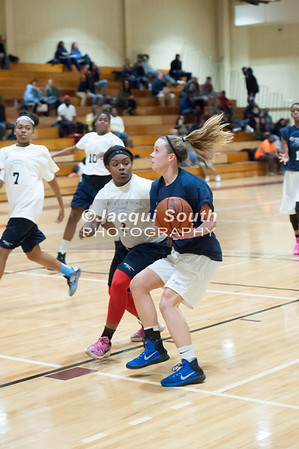 3/16/2017 - CKA Senior All Star Basketball, ©2017 Jacqui South Photography