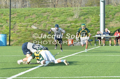 4/12/2017 - North Harford v Magruder Boys Lacosse ©2016 Jacqui South Photography