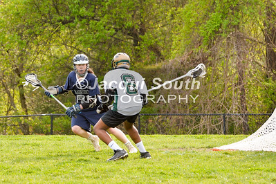 4/20/2017 - Magruder v Kennedy JV Lacrosse, ©2017 Jacqui South Photography