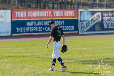 4/21/2018 - Patuxent v Leonardtown Baseball, ©2018 Jacqui South Photography