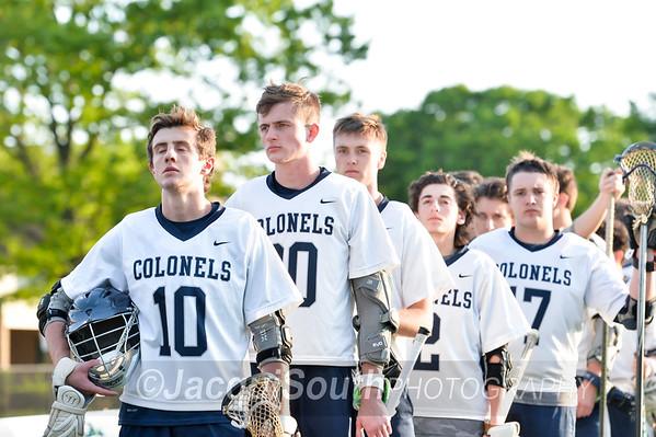 5/10/2017 - Blake v Magruder Boys Lacrosse, ©2017 Jacqui South Photography