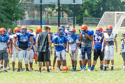 8/22/2017 - Watkins Mill Football, Sentinel Football Preview, Photo Credit: Jacqui South