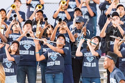 9/28/2017 - Springbrook pep band, Springbrook v Paint Branch Football, Photo Credit: Jacqui South
