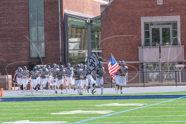 10/7/2017 - Benedictine v Georgetown Hoyas Football, Photo Credit: Jacqui South