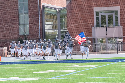 10/7/2017 - Benedictine v Georgetown Hoyas Football, Photo Credit: Jacqui South