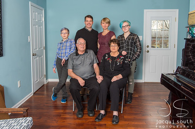 12/29/2017 - 20171229_Pralle Family, ©2017 Jacqui South Photography