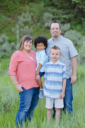 Chad Rencher Family