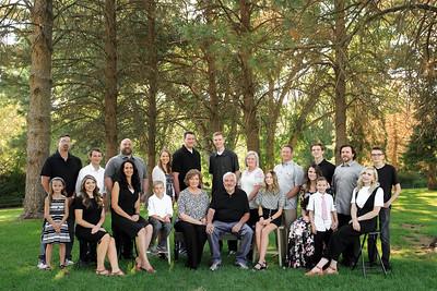 Galbraith Family Group