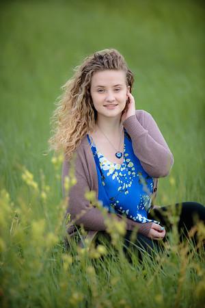 Haley Farley Senior Pics