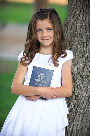 Kadie Baptism