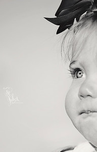 2018 March Etta Rose Ellis 10 months old-535 soft BW