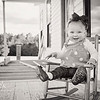 2018 March Etta Rose Ellis 10 months old-79 crop BW
