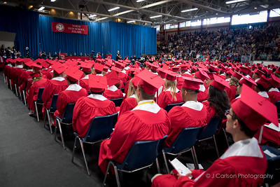 North High Graduation 2018
