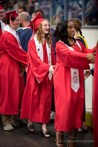North High Graduation 2018