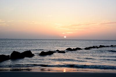 Sunrise Tybee Island 666