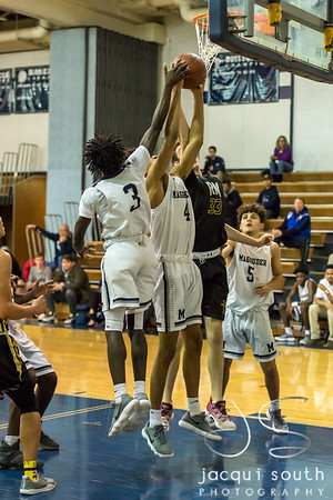 1/2/2018 - 20170102_Richard Montgomery v Magruder Varsity Boys Basketball, ©2018 Jacqui South Photography