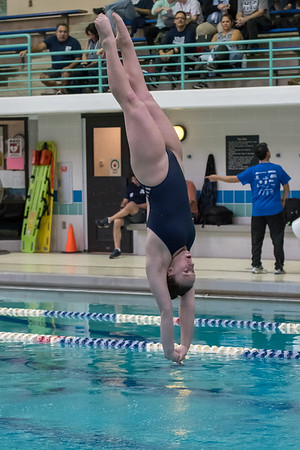 1/20/2018 - Alexa Young (Magruder), Blake v Magruder Swim & Dive, ©2018 Jacqui South Photography
