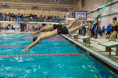 1/20/2018 - Blake v Magruder Swim & Dive, ©2018 Jacqui South Photography