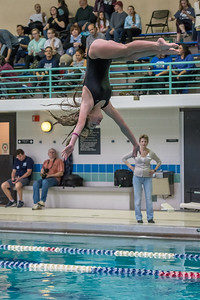 1/20/2018 - Sydney Ruckdeschel (Blake), Blake v Magruder Swim & Dive, ©2018 Jacqui South Photography