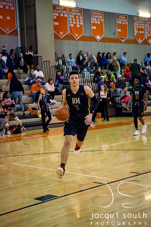 1/26/2018 - junior forward Diordje Orcev (5) Richard Montgomery v Rockville Boys Basketball, ©2018 Jacqui South Photography