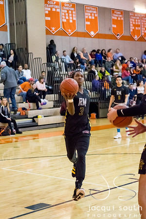 1/26/2018 -  rm3\, Richard Montgomery v Rockville Boys Basketball, ©2018 Jacqui South Photography